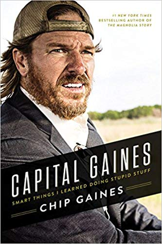 Chip Gaines – Capital Gaines Audiobook