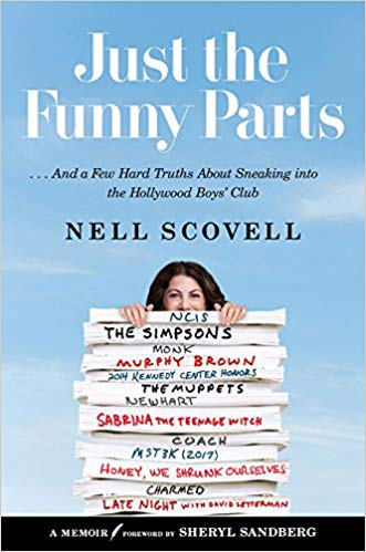 Nell Scovell – Just the Funny Parts Audiobook