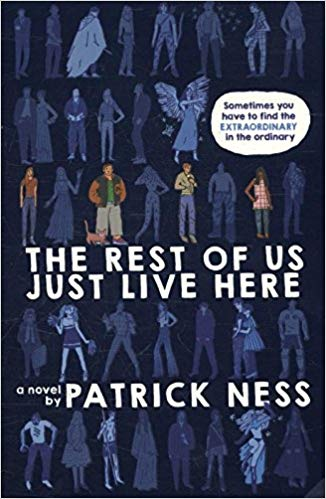 Patrick Ness – The Rest of Us Just Live Here Audiobook