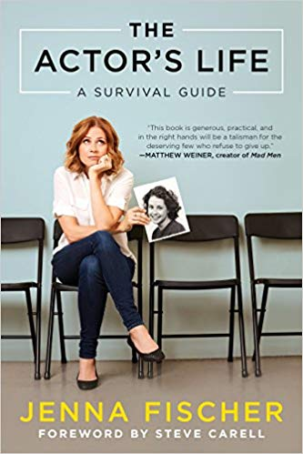 Jenna Fischer – The Actor's Life Audiobook