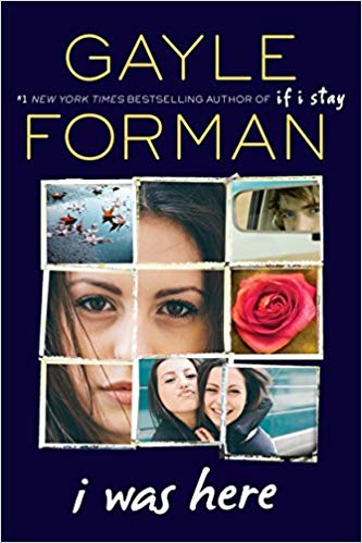 Gayle Forman – I Was Here Audiobook