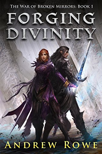 Andrew Rowe – Forging Divinity Audiobook
