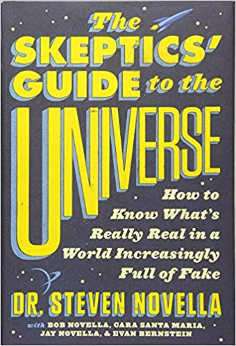 Steven Novella – The Skeptics' Guide to the Universe Audiobook