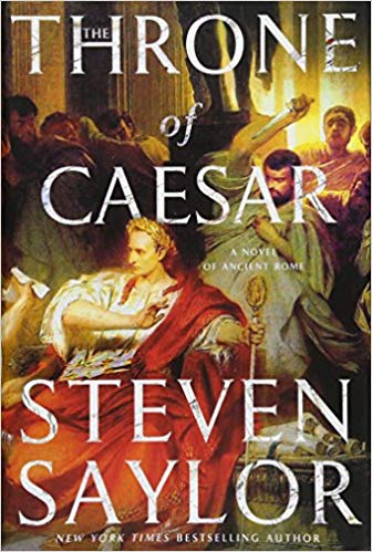 Steven Saylor – The Throne of Caesar Audiobook