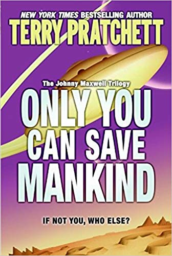 Terry Pratchett – Only You Can Save Mankind Audiobook