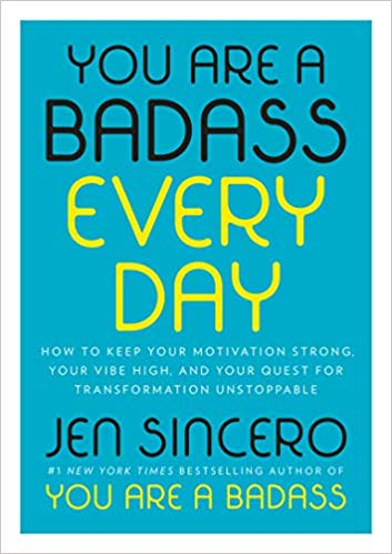 Jen Sincero – You Are a Badass Every Day Audiobook