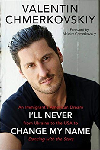 Valentin Chmerkovskiy – I'll Never Change My Name Audiobook