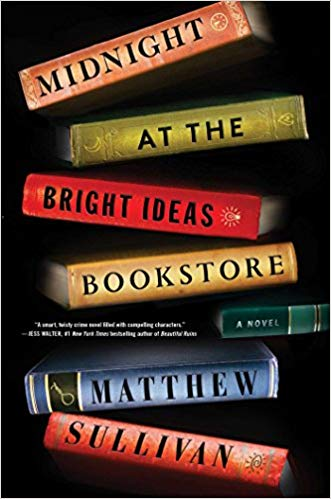Matthew Sullivan – Midnight at the Bright Ideas Bookstore Audiobook