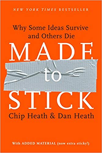 Chip Heath – Made to Stick Audiobook