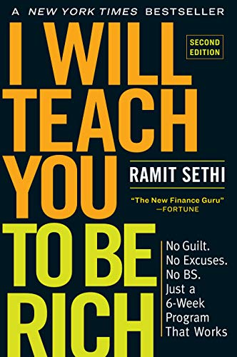 Ramit Sethi – I Will Teach You to Be Rich, Second Edition Audiobook
