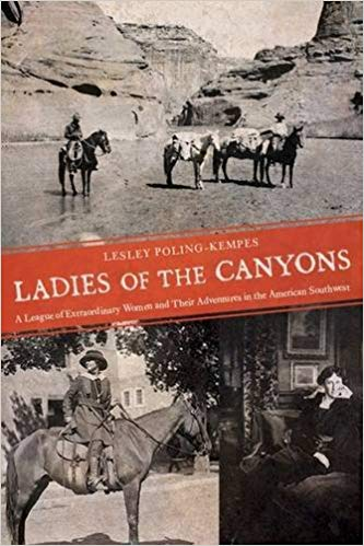 Lesley Poling-Kempes – Ladies of the Canyons Audiobook