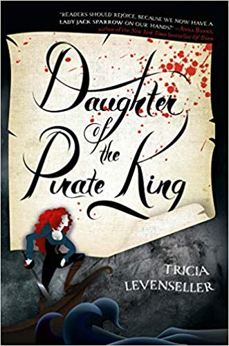 Tricia Levenseller – Daughter of the Pirate King Audiobook