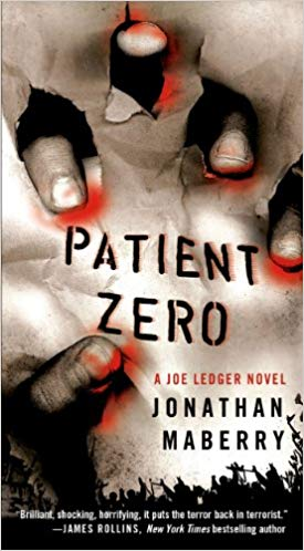 Jonathan Maberry – Patient Zero Audiobook