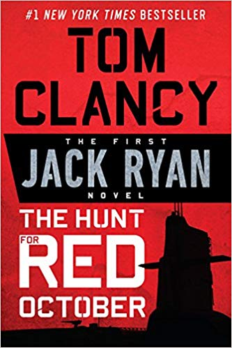 Tom Clancy – The Hunt for Red October Audiobook