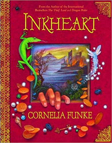 Cornelia Funke – Inkheart Audiobook