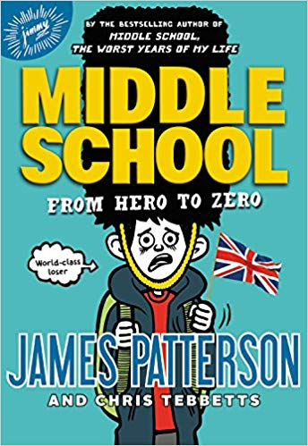James Patterson – Middle School Audiobook