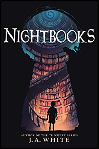 J. A. White - Nightbooks Audio Book Free