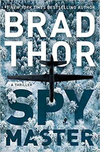 Brad Thor – Spymaster Audiobook