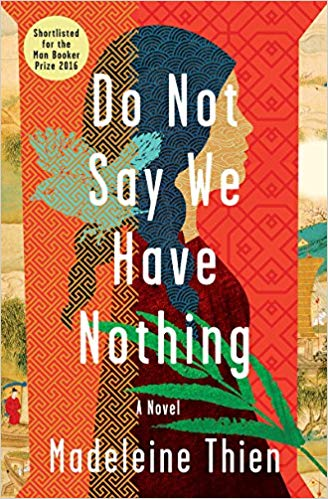 Madeleine Thien – Do Not Say We Have Nothing Audiobook