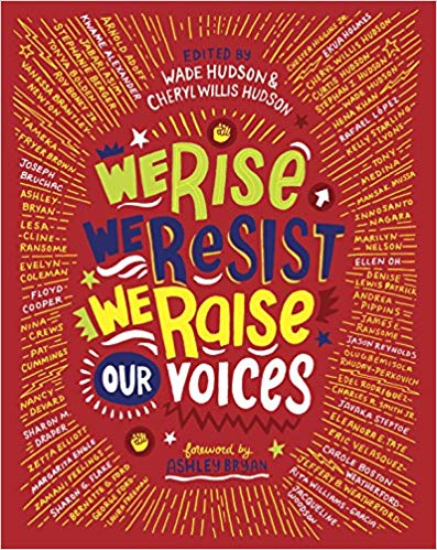 Wade Hudson - We Rise, We Resist, We Raise Our Voices Audio Book Free