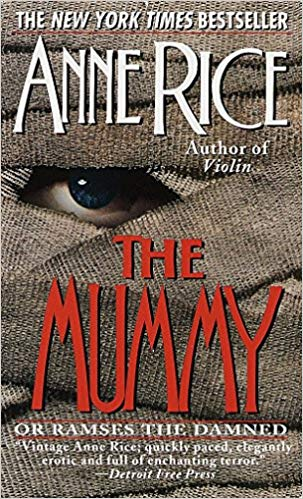 Anne Rice – The Mummy or Ramses the Damned Audiobook